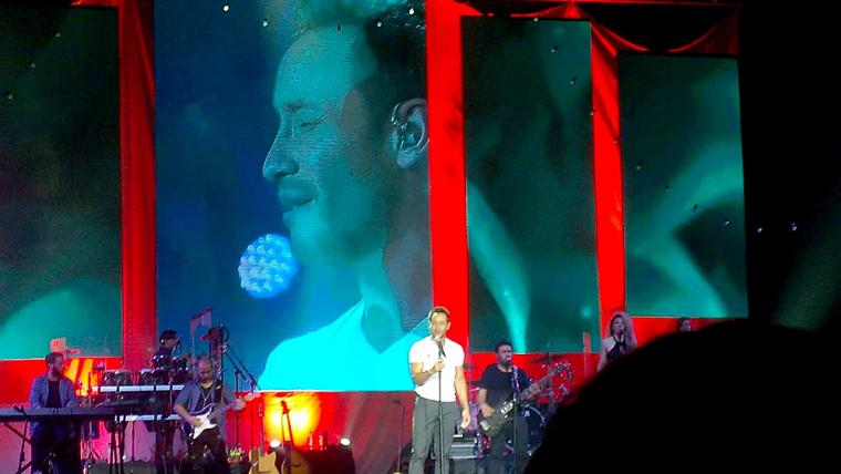 """Luciano Pereyra y un SOLD OUT en el Orfeo de Córdoba para dar inicio a su gira """"20 años con vos"""""""