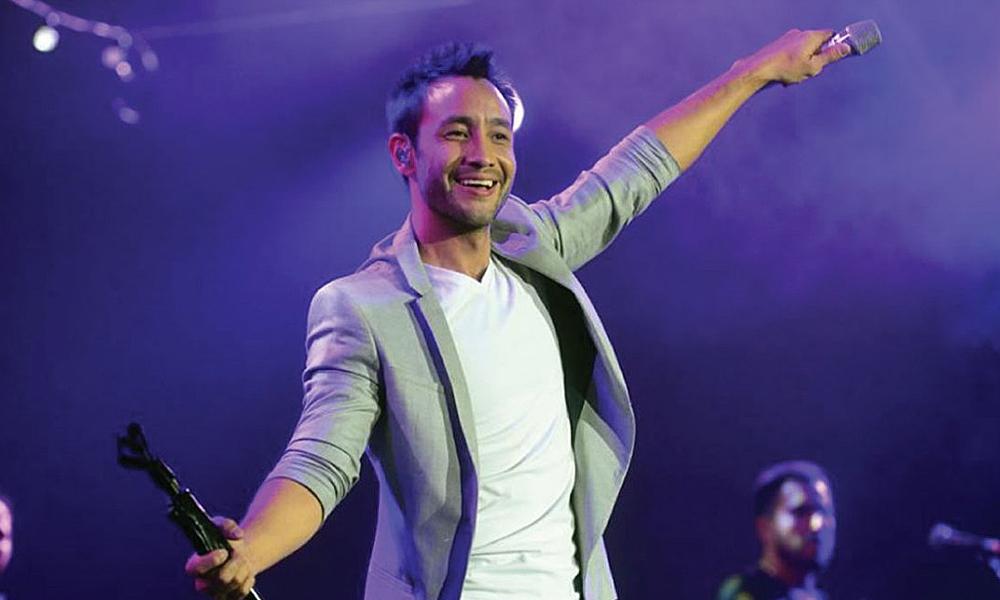 """Luciano Pereyra presenta en Estados Unidos su gira y show """"La Vida Al Viento"""""""