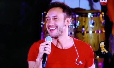 Luciano Pereyra en Chile Espectacular Sold Out y Presentación En Teleton