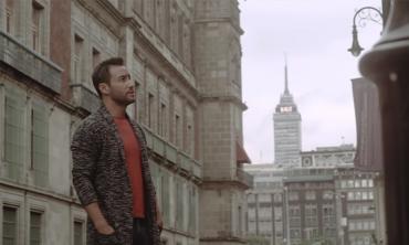 """Luciano pereyra triunfa en mexico y lanza su nuevo single video """"vuelve"""""""