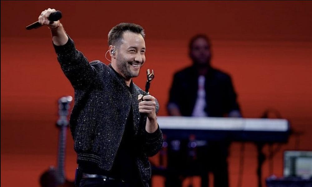 Luciano Pereyra conquistó a la Quinta Vergara en su presentación en el Festival de Viña del Mar