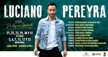 Suma presentaciones a su gira en diciembre con shows en Rosario, Córdoba y Mendoza